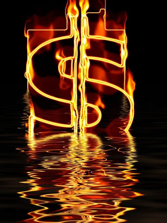 Final clearing on the America Dollar (and on world money) coming ~ through September 2015 ~