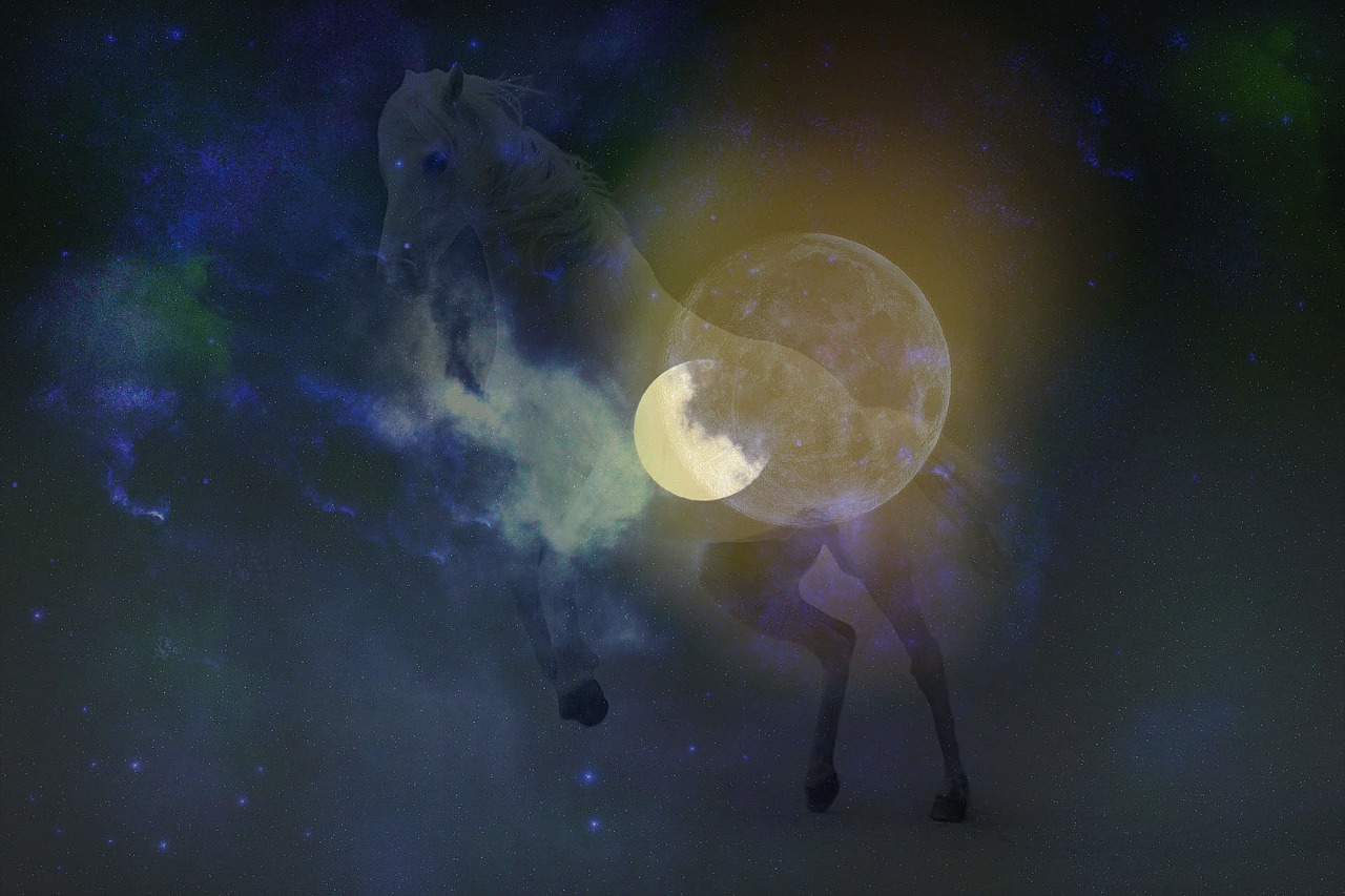 ghost-horse-578550_1280